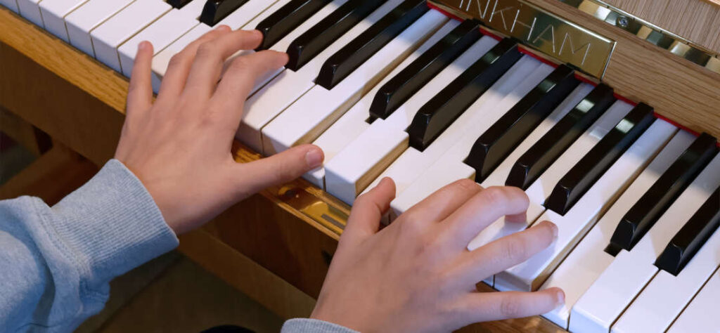 Piano Grades Music Exam