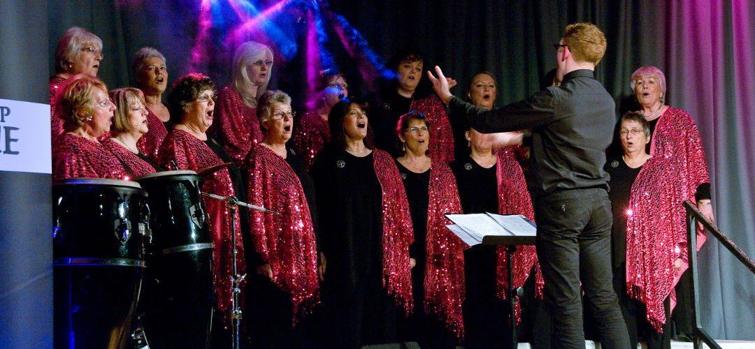 choir director performance
